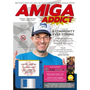 Amiga Addict Magazine Issue 01