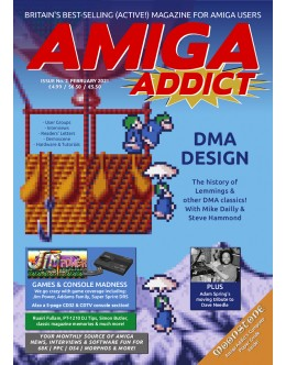 Amiga Addict Magazine Issue 02