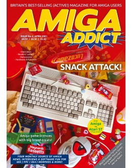 Amiga Addict Magazine Issue 04
