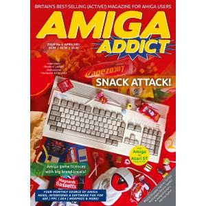 Amiga Addict Magazine Issue 04