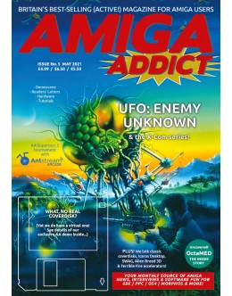 Amiga Addict Magazine Issue 05