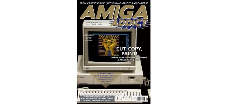 Amiga Addict Magazine Issue 06