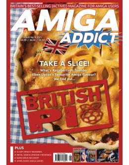 Amiga Addict Magazine Issue 08