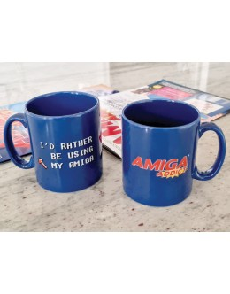 Amiga Addict drinks Mug