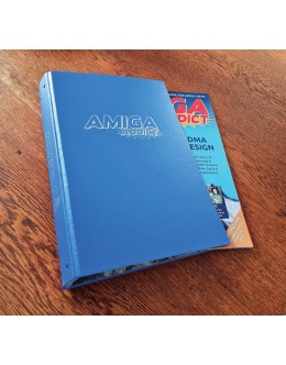 Amiga Addict magazine binder