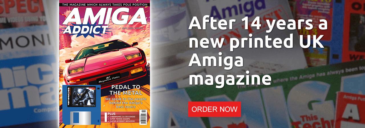 Amiga magazine