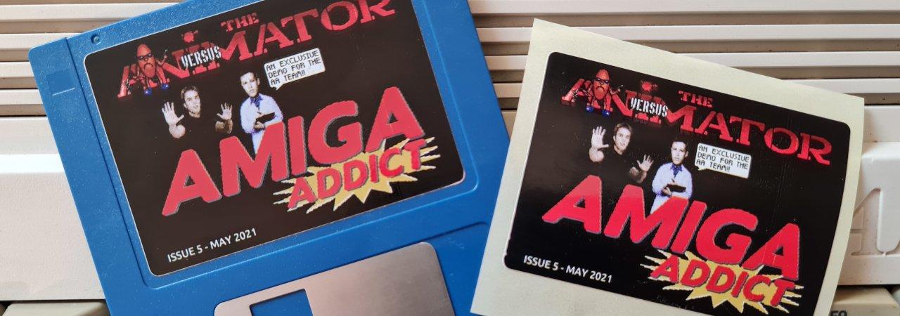Amiga coverdisk